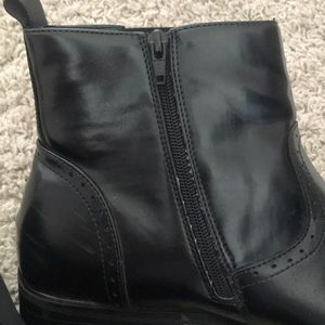 Stacy Adams Shoes - Mens Stacy Adams leather boots size 12